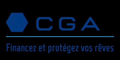 Logo CGA Crédit conseil